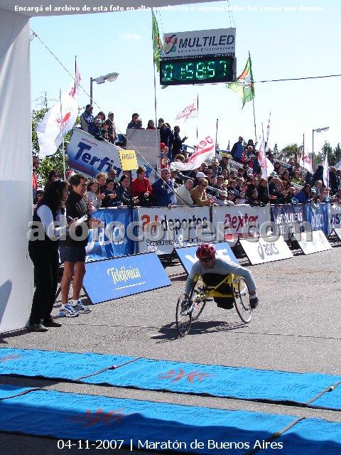 Esteban Roldan 42 Km