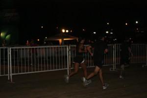 El Neo Team iluminó la pista del Hipódromo de Palermo